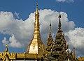 2016 Rangun, Pagoda Sule (06).jpg