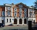 2016 Woolwich, Bathway Quarter, Town Hall 2.jpg