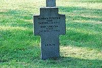 2017-09-28 GuentherZ Wien11 Zentralfriedhof Gruppe97 Soldatenfriedhof Wien (Zweiter Weltkrieg) (041).jpg