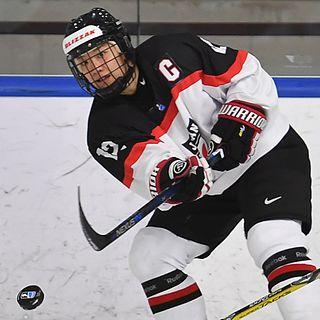 Chiho Osawa Japanese ice hockey player