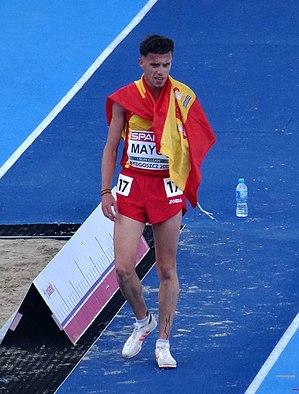 Carlos Mayo - Carlos Mayo in 2017