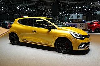 Hot hatch High-performance version of a mass-produced hatchback car