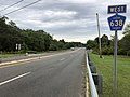 2018-09-17 17 09 09 View west along Ocean County Route 526 and Ocean County Route 638 (Jackson Mills Road) just west of County Line Road and Dublin Road in Jackson Township, Ocean County, New Jersey.jpg
