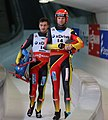2018-11-25 Doubles Sprint World Cup at 2018-19 Luge World Cup in Igls by Sandro Halank–264.jpg