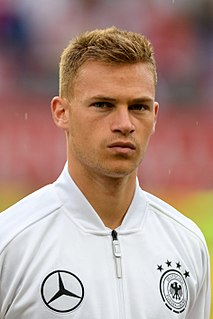 Joshua Kimmich German association football player