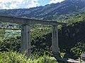 201908 Bridge North to New Liangfengya Tunnel of Chongqing-Guiyang Railway.jpg