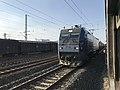 201908 HXD1C-0030 hauls Freight Train at Baishiyi Station.jpg