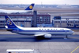 207at - Olympic Airways Boeing 737-484, SX-BKF@FRA,09.02.2003 - Flickr - Aero Icarus.jpg