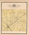 20th century atlas of Clinton County, Indiana - containing maps of villages, cities and townships of the county, of the state, United States and world, farmers directory, business directory and LOC 2007626767-8.jpg