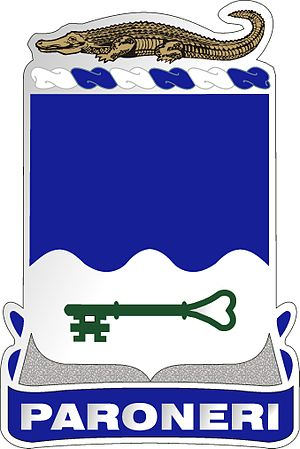 211th Infantry Regiment - Image: 211 Inf Rgt DUI