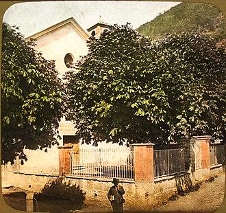 Bobbio Pellice - Image: 2233 Waldensian Church at Bobbio