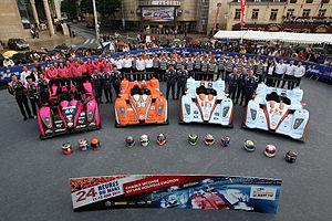 OAK Racing - Image: 24 Heures du Mans 2011