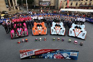 OAK Racing French auto racing team