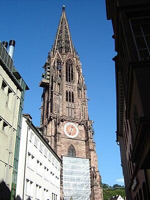 Roman Catholic Archdiocese of Freiburg - Freiburg Minster
