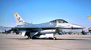 314th Fighter Squadron - Image: 314th Fighter Squadron F 16C 85 1425