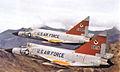 317th Fighter-Interceptor Squadron F-102A 2-Ship Formation.jpg