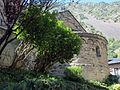 332 Sant Esteve (Andorra la Vella), absis romànic.JPG
