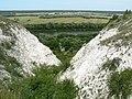36-Меловые склоны у села Селявное 3.jpg