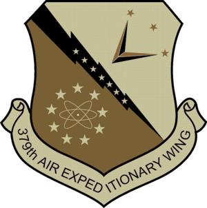 379th Air Expeditionary Wing - 379th Air Expeditionary Wing emblem
