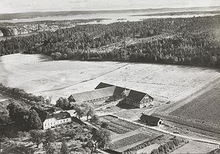 Thorsø, Norway Village in Østfold, Norway