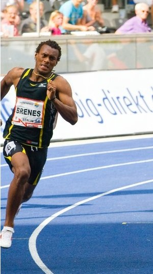 Ethnic groups in Central America -  Nery Brenes Costa Rican Athlete