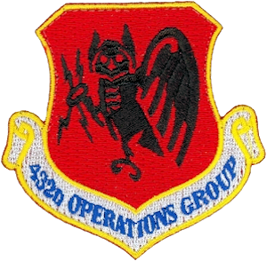 432d Operations Group - Emblem of the 432d Operations Group