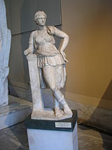 4549 - Istanbul - Museo archeol. - Artemide - Copia rom. da orig. sec. IV a.C. - da Mitilene - Foto G. Dall'Orto 28-5-2006