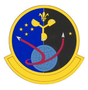 45th Weather Squadron - 45th Weather Squadron Patch