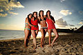 4 Italian Girls in Hawaii beach.jpg