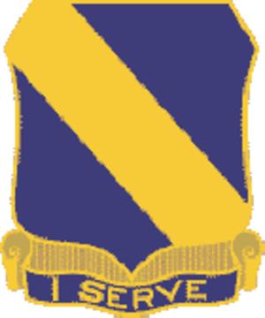 51st Infantry Regiment (United States) - Image: 51 Inf Rgt DUI