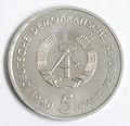 5 Mark DDR 1990 - 500JahrePostwesen-rs.jpg