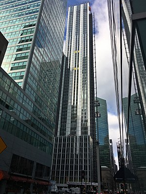 100 East 53rd Street - Image: 610 Lexington