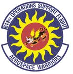 614 Operations Support Flight emblem.png