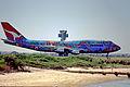 70bl - Qantas Boeing 747-300; VH-EBU@SYD;04.09.1999 (4704309557).jpg