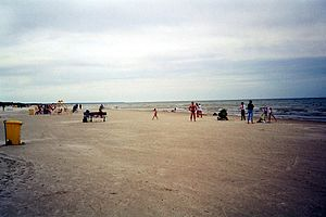 Strand bei Liepāja