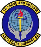 802 Force Support Sq emblem.png