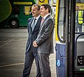 90 NEW BUSES FOR DUBLIN CITY -Paschal Donohoe Nearest to The Camera- REF-106972 (19871541073).jpg