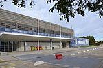 Aéroport de Nîmes-Garons - aérogare extérieur 1.jpg