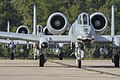 A-10 Thunderbolt II taxiing at Moody Air Force Base, Georgia.jpg