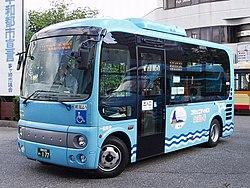 definition of minibus