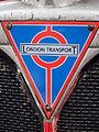 AEC-London Transport radiator grille logo - Flickr - James E. Petts.jpg