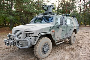 Rheinmetall MAN Military Vehicles - Image: AMPV 4 wiki