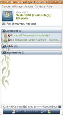 amsn pour ubuntu 12.04