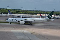 AP-BGY - B77L - Pakistan International Airlines