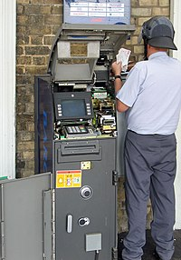 Mouse Makes Nest In Cash Machine Eats Money Wikinews