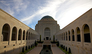 1941 in architecture - Australian War Memorial