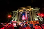 AZGOP Chairman Jonathan Lines Speaks At Prescott Election Eve Rally (45064211904).jpg