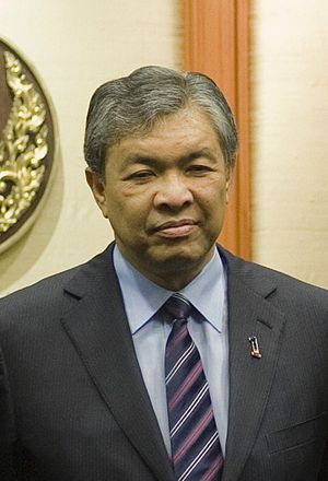 Deputy Prime Minister of Malaysia - Image: AZH Thai