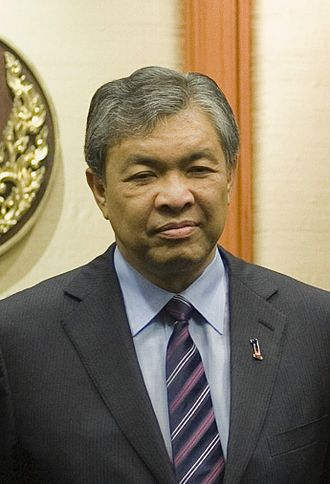 Minister in the Prime Minister's Department - Image: AZH Thai