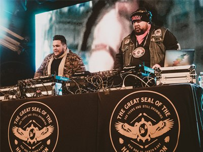 Picture of a band or musician: A Tribe Called Red